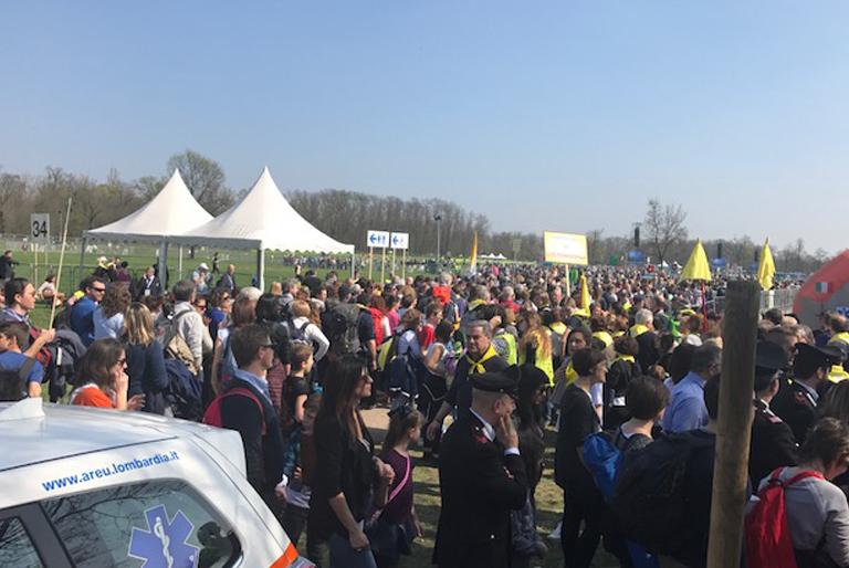 assistenza ad eventi e manifestazioni - evento
