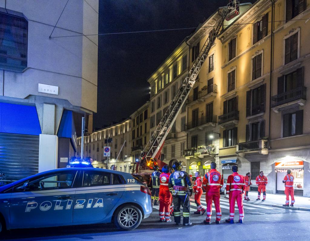 Protezione Civile Intervol Volontari Milano